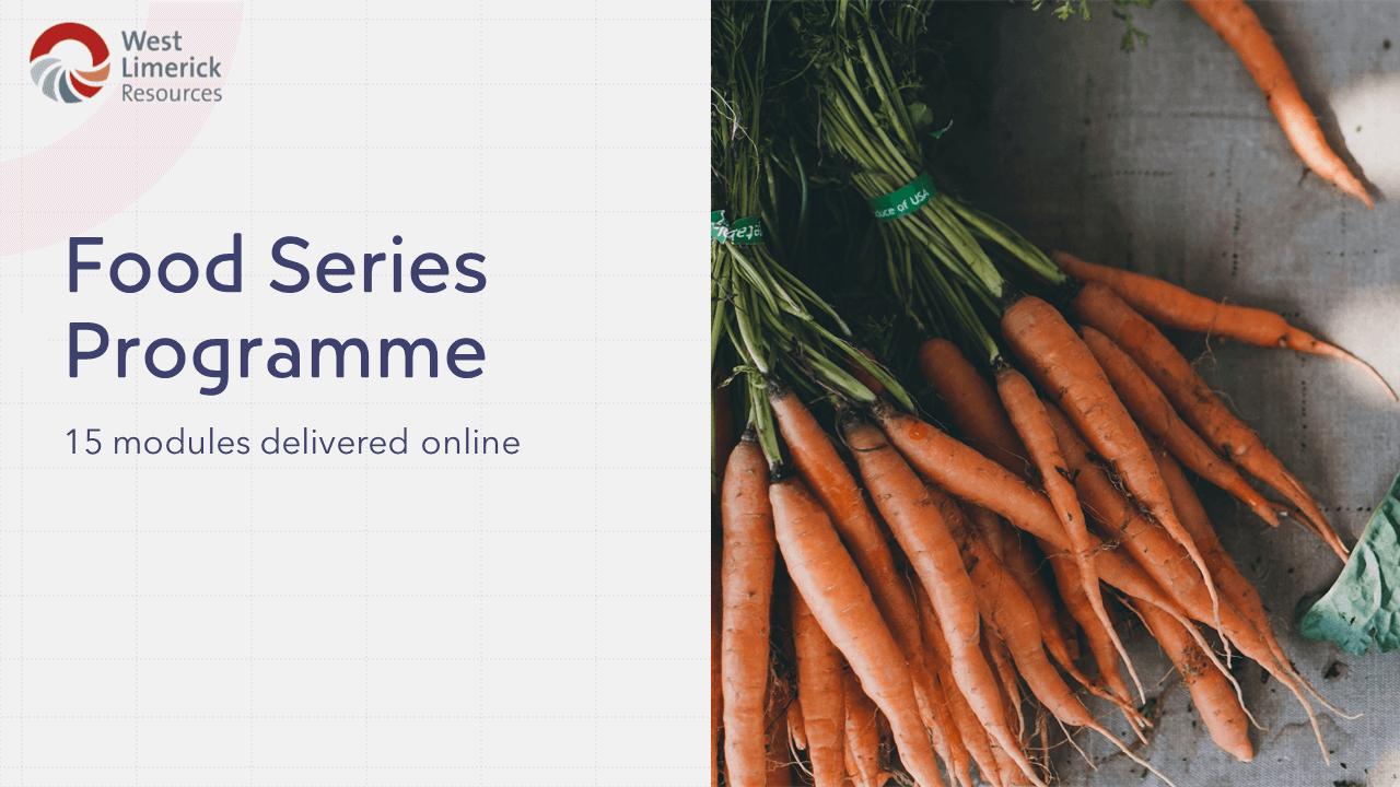 Food Series Programme